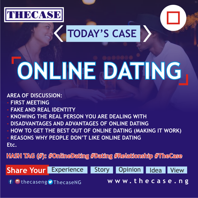 online dating disadvantages and advantages